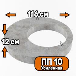 Плита перекрытия пп 10 усиленная - фото